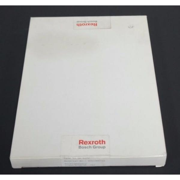 NEW Dutch Japan SEALED BOSCH REXROTH R961000746 CARTRIDGE VALVE SEAL KIT LC50A/B/DB/DR.-7X #1 image