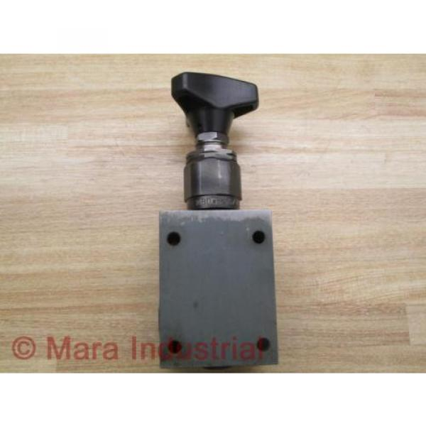 Rexroth Mexico India DBDH6 G16315/12 Pressure Relief Valve - Used #3 image