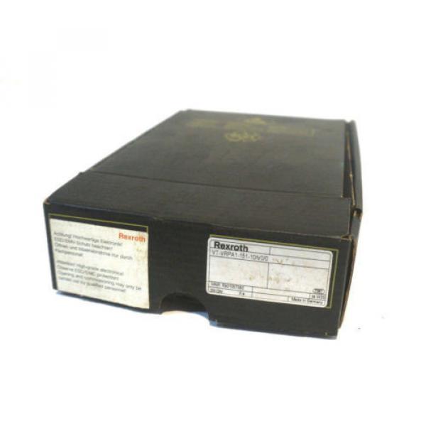 NEW Egypt Egypt BOSCH REXROTH VT-VRPA1-151-10/V0/0 AMPLIFIER BOARD VTVRPA115110V00 #2 image