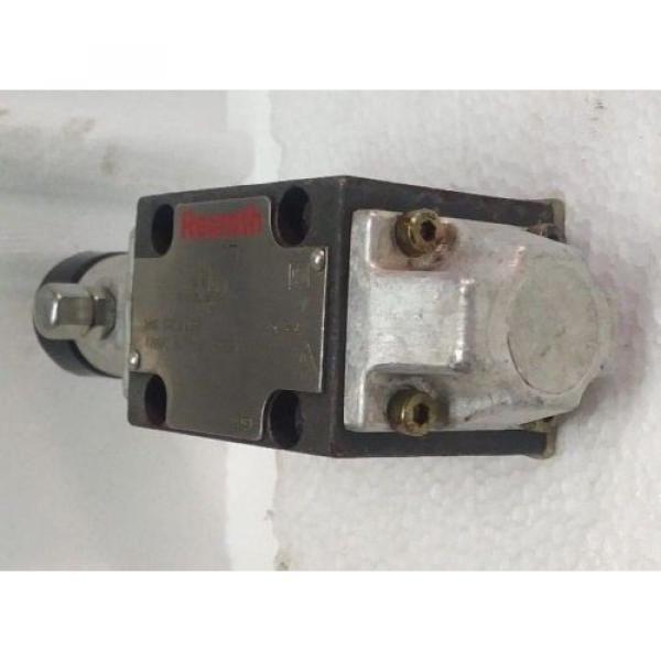 4WMD6D53/F Singapore Japan New Rexroth R900416029 Hydraulic  Directional spool valve Rotary Knob #6 image