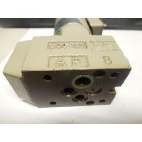 REXROTH Germany France SOLOIND VALVE M-3 SEW 6 U24/4720 L W110 RNZ55L/5  M3SEW6U244720 L #5 image