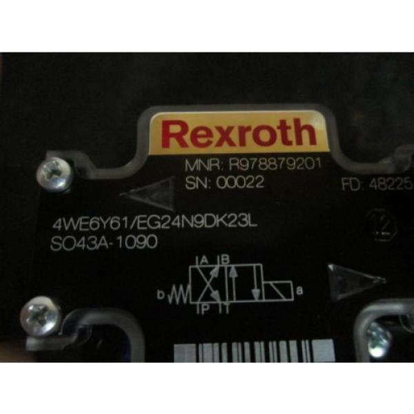 New China Dutch Rexroth Directional Control Valve - 4WE6Y61/EG24N9DK23L #3 image