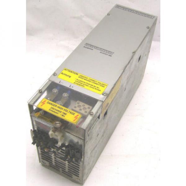 INDRAMAT Greece USA REXROTH SERVO DRIVE BLEEDER MODULE TBM1.1-20-W1-115 V  60 Day Warranty! #1 image