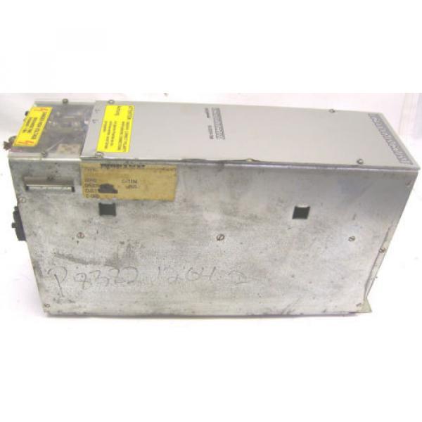INDRAMAT Greece USA REXROTH SERVO DRIVE BLEEDER MODULE TBM1.1-20-W1-115 V  60 Day Warranty! #3 image