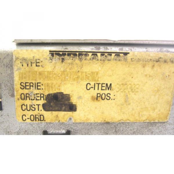 INDRAMAT Greece USA REXROTH SERVO DRIVE BLEEDER MODULE TBM1.1-20-W1-115 V  60 Day Warranty! #6 image