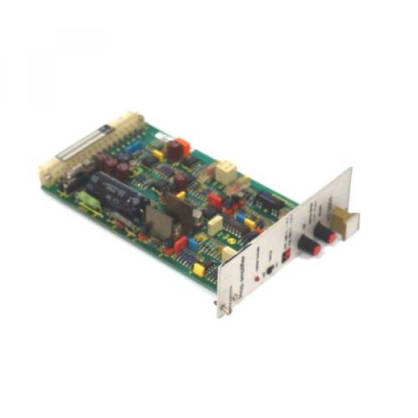 REXROTH Egypt Mexico VT-5004S20-R5 AMPLIFIER CARD 1252/1283, VT5004S20R5 REPAIRED #2 image