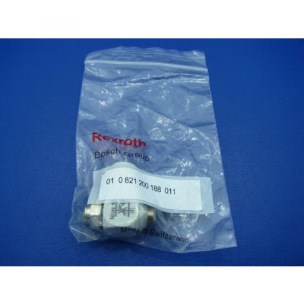 Bosch Canada china Rexroth Pneumatic Flow Control Meter In (Lot of 8)  081200188 NEW #2 image