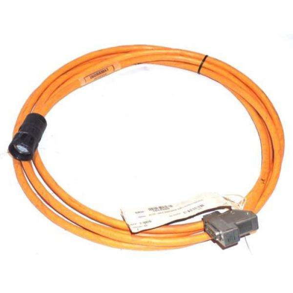 NEW Germany USA REXROTH INDRAMAT IKS0374/004M FEEDBACK CABLE #1 image