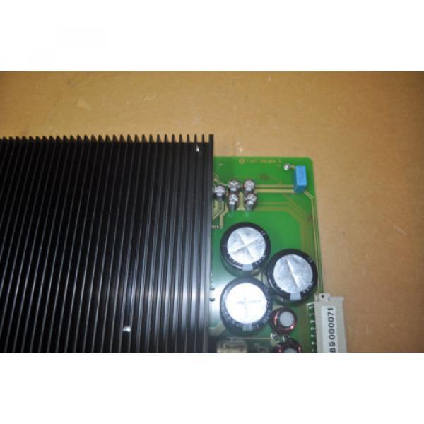 REXROTH China Korea 0-608-750-085 LT-304 TIGHTENING SYSTEM SERVO AMPLIFIER~ #4 image