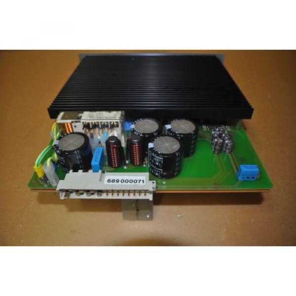 REXROTH China Korea 0-608-750-085 LT-304 TIGHTENING SYSTEM SERVO AMPLIFIER~ #5 image