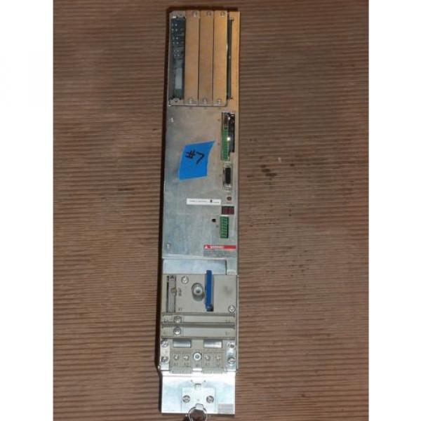 REXROTH Egypt Germany INDRAMAT HDS03.2-W100N POWER SUPPLY AC SERVO CONTROLLER DRIVE #7 HARDW #1 image