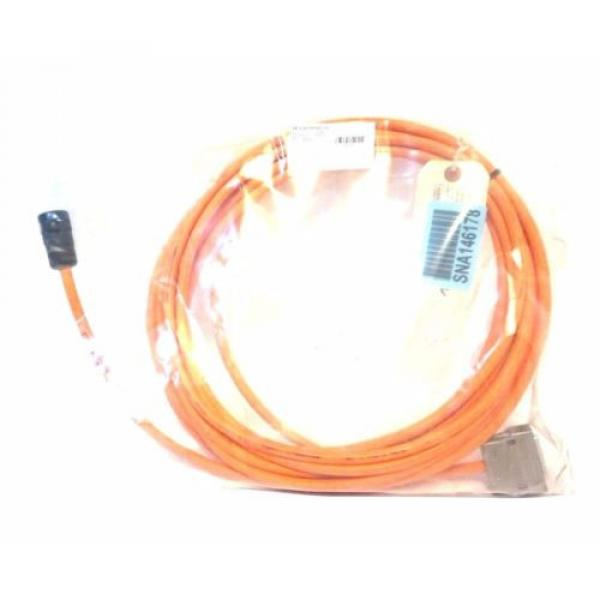 NEW Singapore Canada BOSCH REXROTH IKS4020 / 010.0  CABLE R911283511/010.0 IKS40200100 #1 image