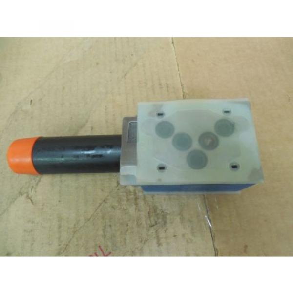 Mannesmann Germany USA Rexroth Pressure Reducing Hydraulic Valve ZDR 10 DA2-54/150 New #3 image