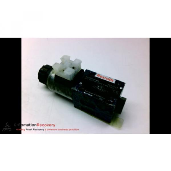 REXROTH France India R900207848 HYDRAULIC DIRECTIONAL CONTROL VALVE #1 image