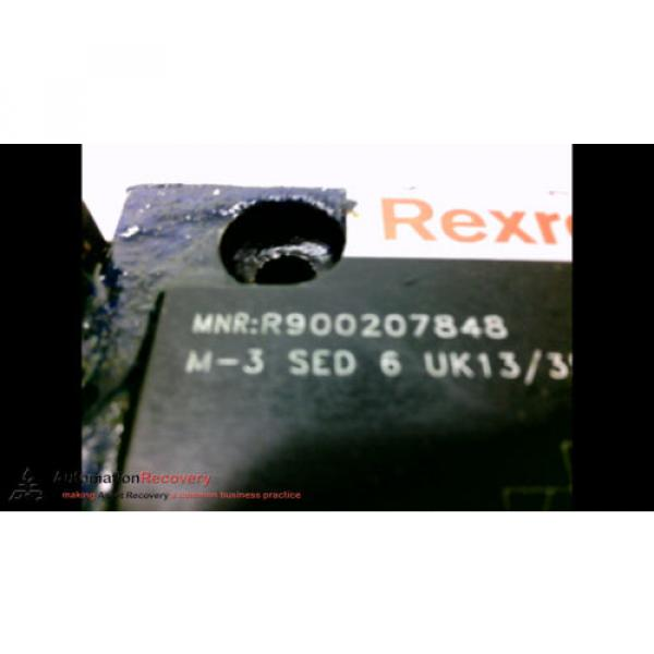 REXROTH France India R900207848 HYDRAULIC DIRECTIONAL CONTROL VALVE #3 image