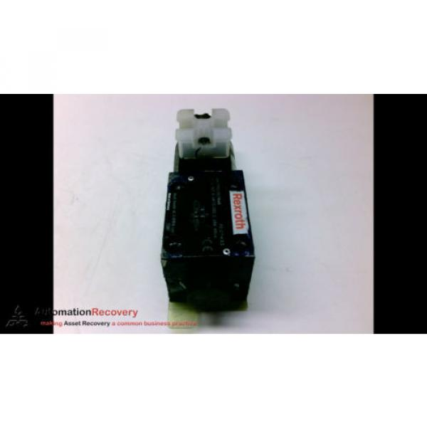 REXROTH France India R900207848 HYDRAULIC DIRECTIONAL CONTROL VALVE #5 image