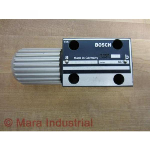 Rexroth Germany Korea Bosch 0 810 091 376 Valve 081WV06P1V6012D50 - New No Box #6 image
