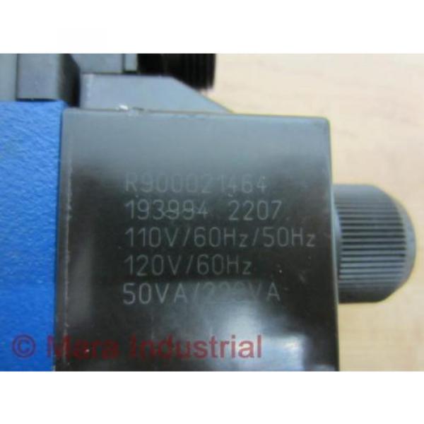 Rexroth Dutch Australia Bosch R978017850 Valve 4WE 6 D62/OFEW110N9DK25L/62 - New No Box #2 image