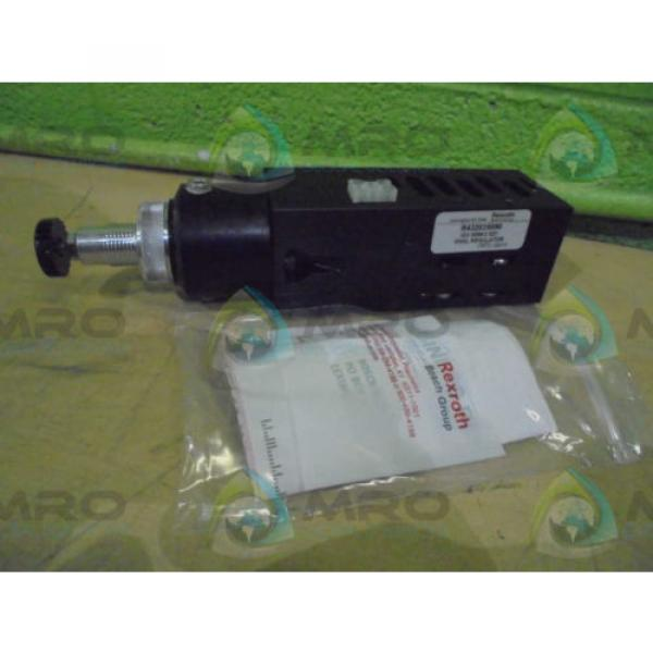 REXROTH Russia Canada R432025890 SNGL REGULATOR  *NEW AS IS* #2 image
