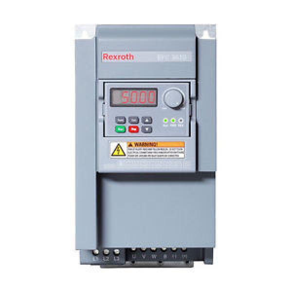 Bosch Greece Canada Rexroth EFC3610-0K75-1P2 / Frequenzumrichter 0.75 kW / 4.1 A / 230 V #1 image