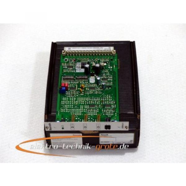 Rexroth Egypt USA VT-VSPA1-1-11 Verstärker Karte, Serien-Nr. gemäß Foto > ungebraucht! < #1 image