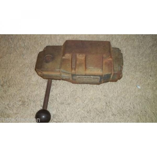 REXROTH Mexico Japan VALVE Made in Germany Vintage Tool Weighs Almost 19 pounds Barn Find #5 image