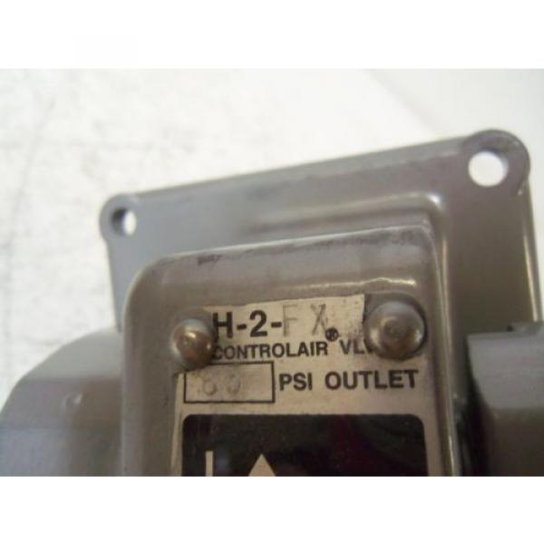 REXROTH Egypt Russia H-2-FX CONTROLAIR VALVE *NEW IN BOX* #5 image