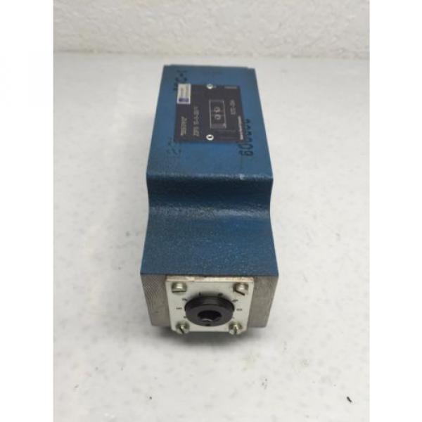 Rexroth Korea Singapore Z2FS 10-5-32/V Throttle Check Valve A212-356 (B49) #4 image