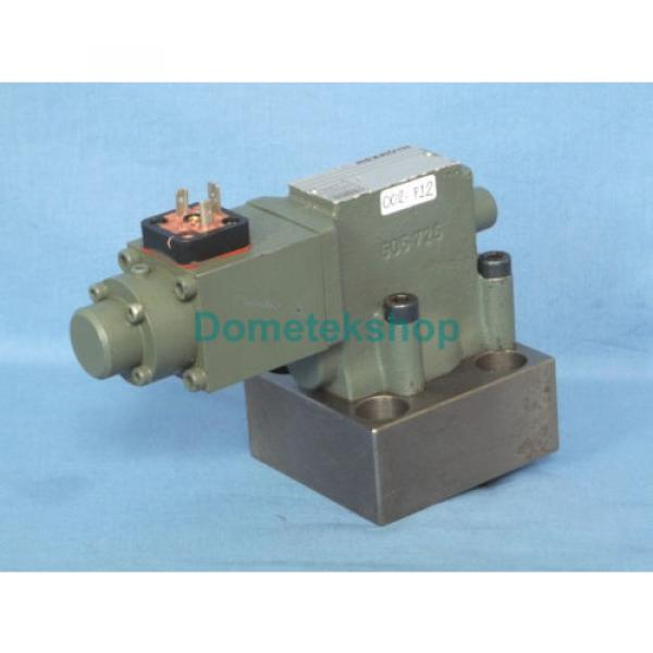 Hydronorma France Canada Rexroth DRECH-30/150 SO 82 *496695/8* Hydraulic Valve #1 image