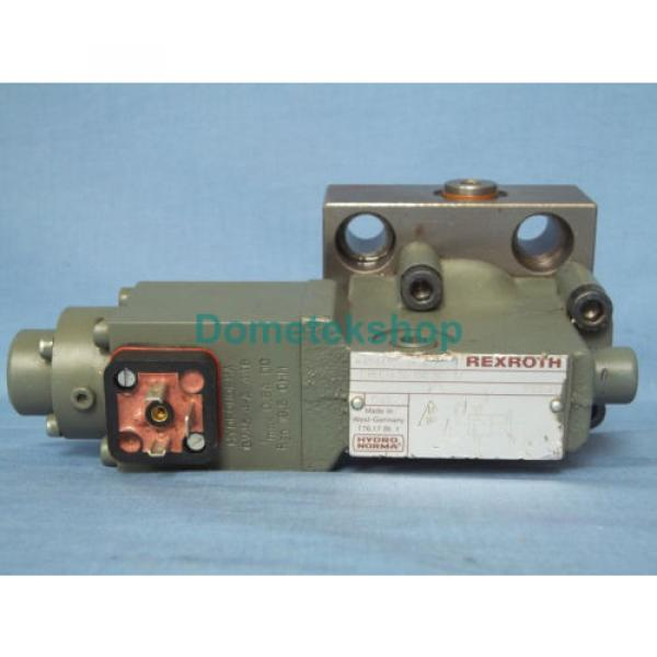 Hydronorma France Canada Rexroth DRECH-30/150 SO 82 *496695/8* Hydraulic Valve #2 image