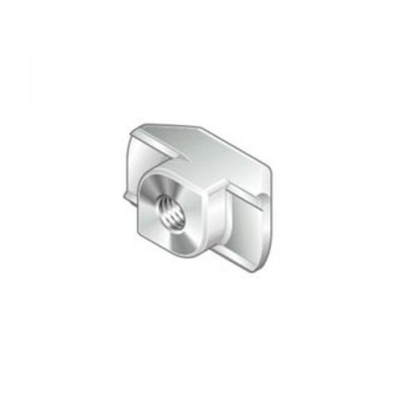 M6 Singapore India T Nut 10mm Slot Galvanized Steel | Genuine Bosch Rexroth | Choose Pack Size #2 image