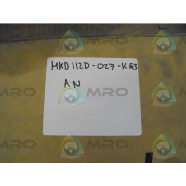 REXROTH Greece Canada INDRAMAT MKD112D-027-KG3-AN MAGNET MOTOR *NEW IN BOX* #5 image