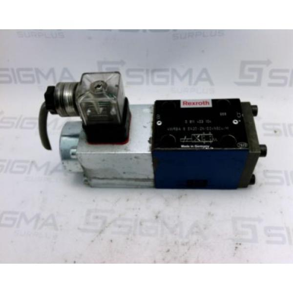 Bosch France Russia Rexroth 0811403104  Hydraulic Proportional Directional Control Valve #2 image