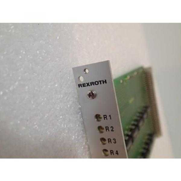 WARRANTY Russia France REXROTH RK1S 3X VT-RK1-30 3X ES43A8-0836 RELAY AMPLIFIER CARD #5 image