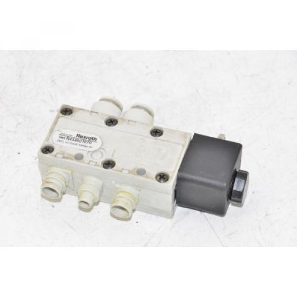 BOSCH France Canada REXROTH R434001870 Solenoid Valve, 24VDC, 2.1W #1 image