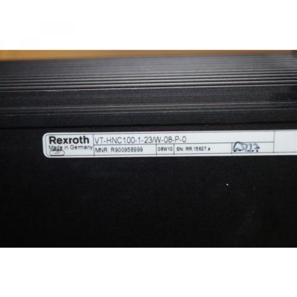 Rexroth Canada France VT-HNC100-1-23/W-08-P-0  Achsensteuerung steuerung    R900958999 #4 image
