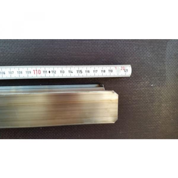 Bosch Rexroth 2x Linearführung 1520mm 4x Wagen R185143210 Linearführungen 45 #4 image