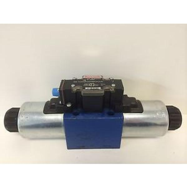 GUARANTEED! Russia Egypt REXROTH HYDRAULIC SOLENOID VALVE 4WE10D-40/OFCG24N9DK24L2 SO43A-1348 #1 image