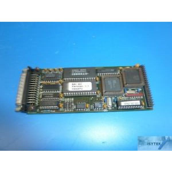 Siemens Canada Japan S5 IP252 MC 6ES5252-5BD11  Mannesmann Rexroth SSI Modul #1 image