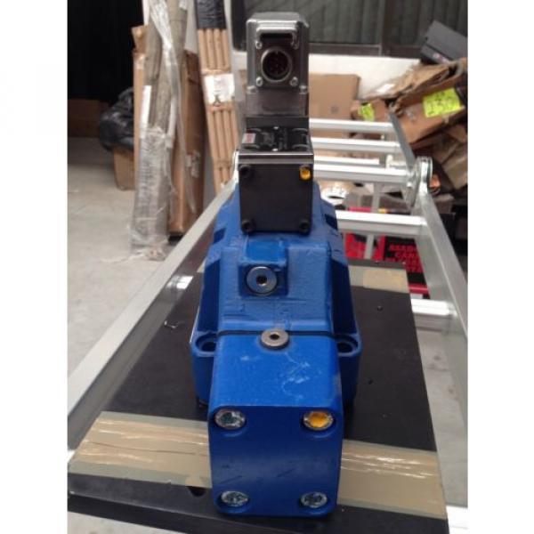 Rexroth China Korea valve 0811404437 model  4WRLE25X370M-3X/G24K0/A1M-812 #6 image