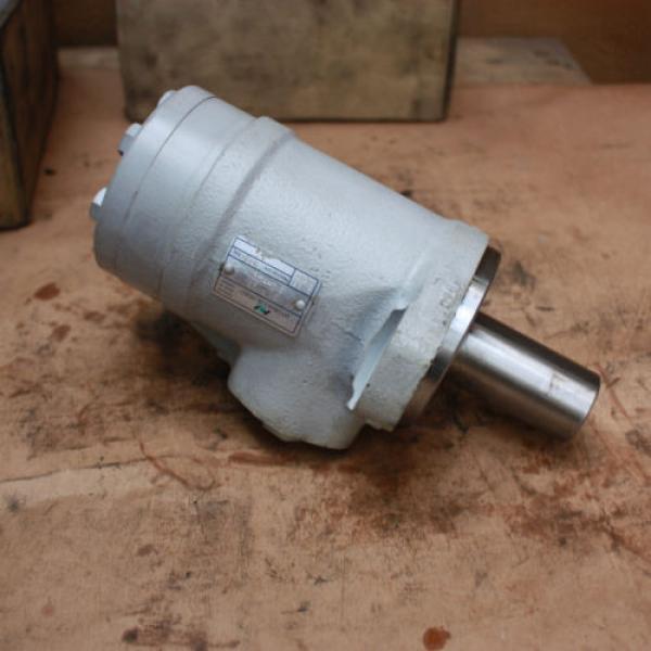 Rexroth Germany Dutch Hydraulik Nord GMP 125 610-H201 160 bar RN001 Hydraulic Motor #1 image