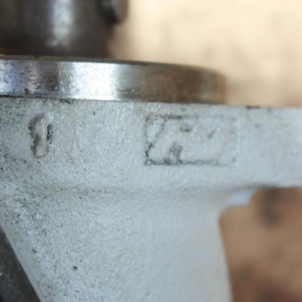 Rexroth Germany Dutch Hydraulik Nord GMP 125 610-H201 160 bar RN001 Hydraulic Motor #5 image