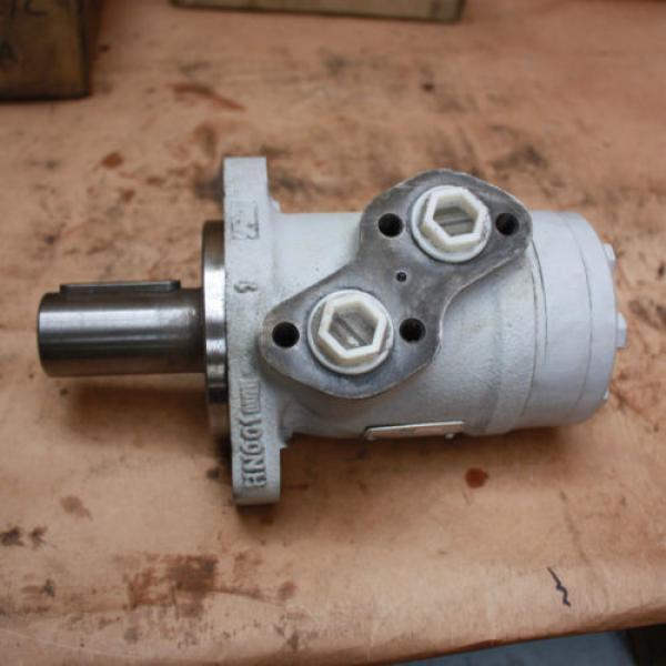Rexroth Germany Dutch Hydraulik Nord GMP 125 610-H201 160 bar RN001 Hydraulic Motor #6 image