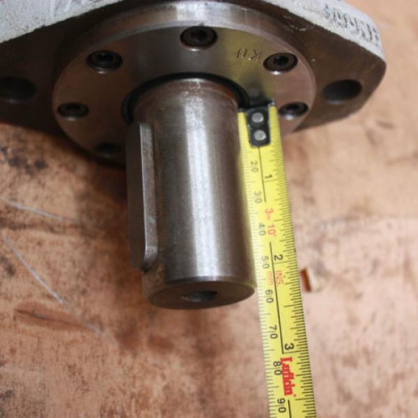 Rexroth Germany Dutch Hydraulik Nord GMP 125 610-H201 160 bar RN001 Hydraulic Motor #8 image