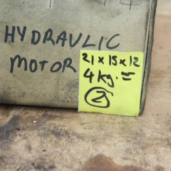 Rexroth Germany Dutch Hydraulik Nord GMP 125 610-H201 160 bar RN001 Hydraulic Motor #12 image