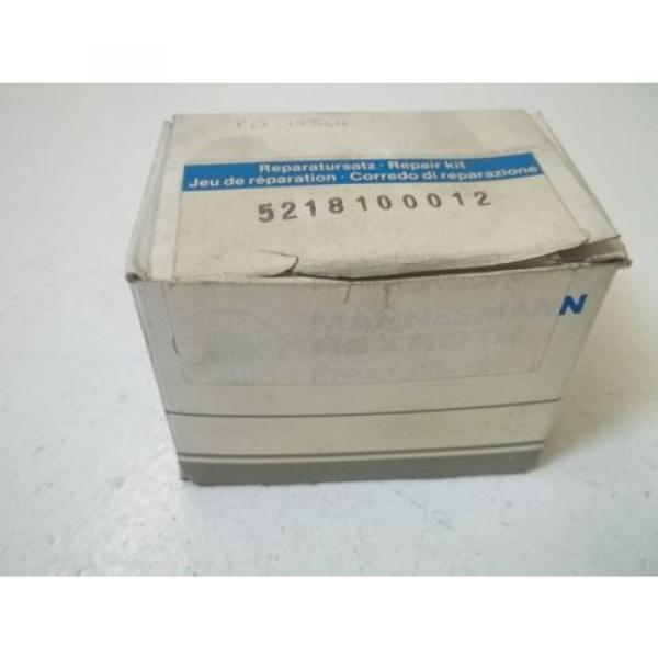 REXROTH Italy Greece 5218100012 REPAIR KIT *NEW IN BOX* #1 image