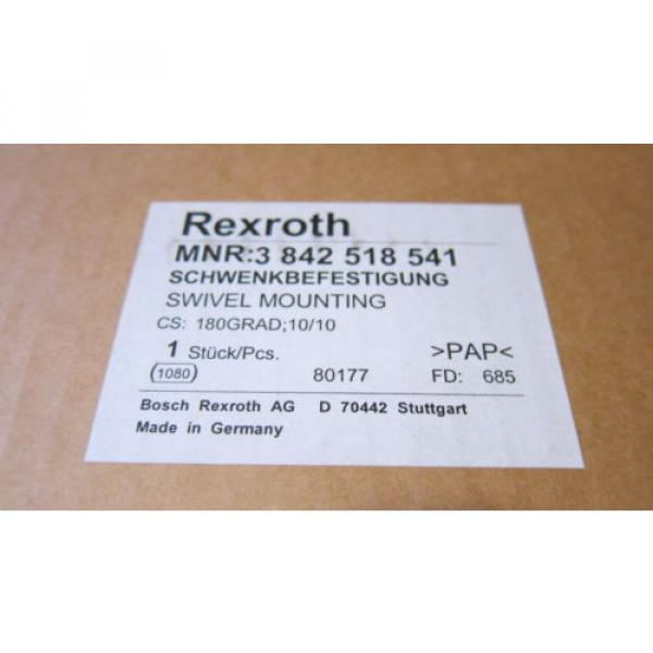 REXROTH France Canada 3-842-518-541 #1 image