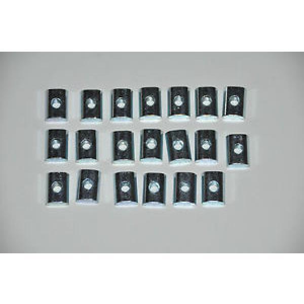 Nutensteine India Germany Bosch Rexroth - Nut 8 - M 5 - 3842529319 - 20 Stück - Neuware #1 image