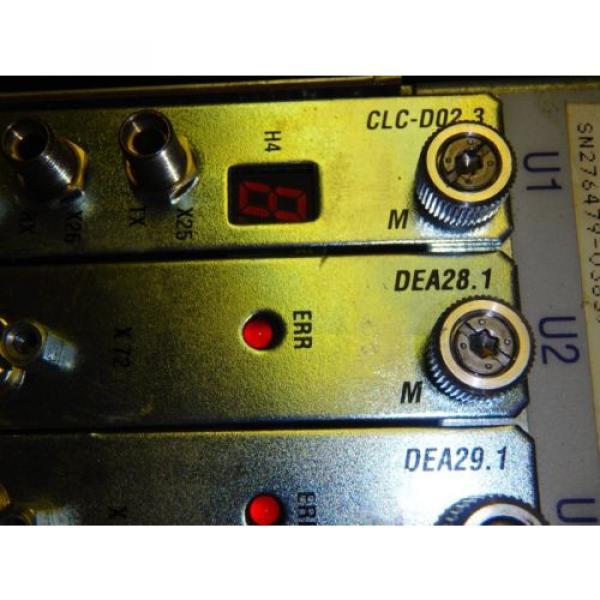 INDRAMAT Australia Dutch REXROTH CLC CONTROLLER_CCD01.1-KE02-01-FW_11273108 #2 image
