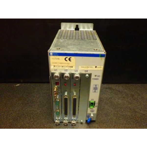 INDRAMAT Australia Dutch REXROTH CLC CONTROLLER_CCD01.1-KE02-01-FW_11273108 #6 image
